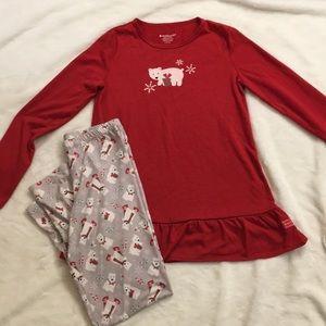 American Girl Lg. PJ's, worn once for Christmas.